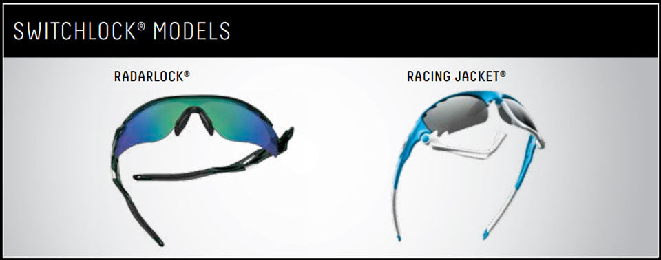 Oakley Switchlock Model