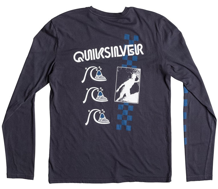 Quiksilver Originals Fall 2017 | Mens Surf Tees