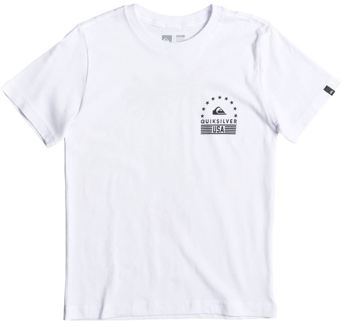 Quiksilver Summer 2017 Apparel | Youth Boys Lifestyle Tees