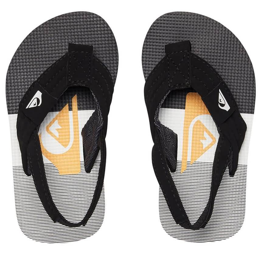 Quiksilver Summer 2017 Footwear | Boys & Toddler Lifestyle Sandals