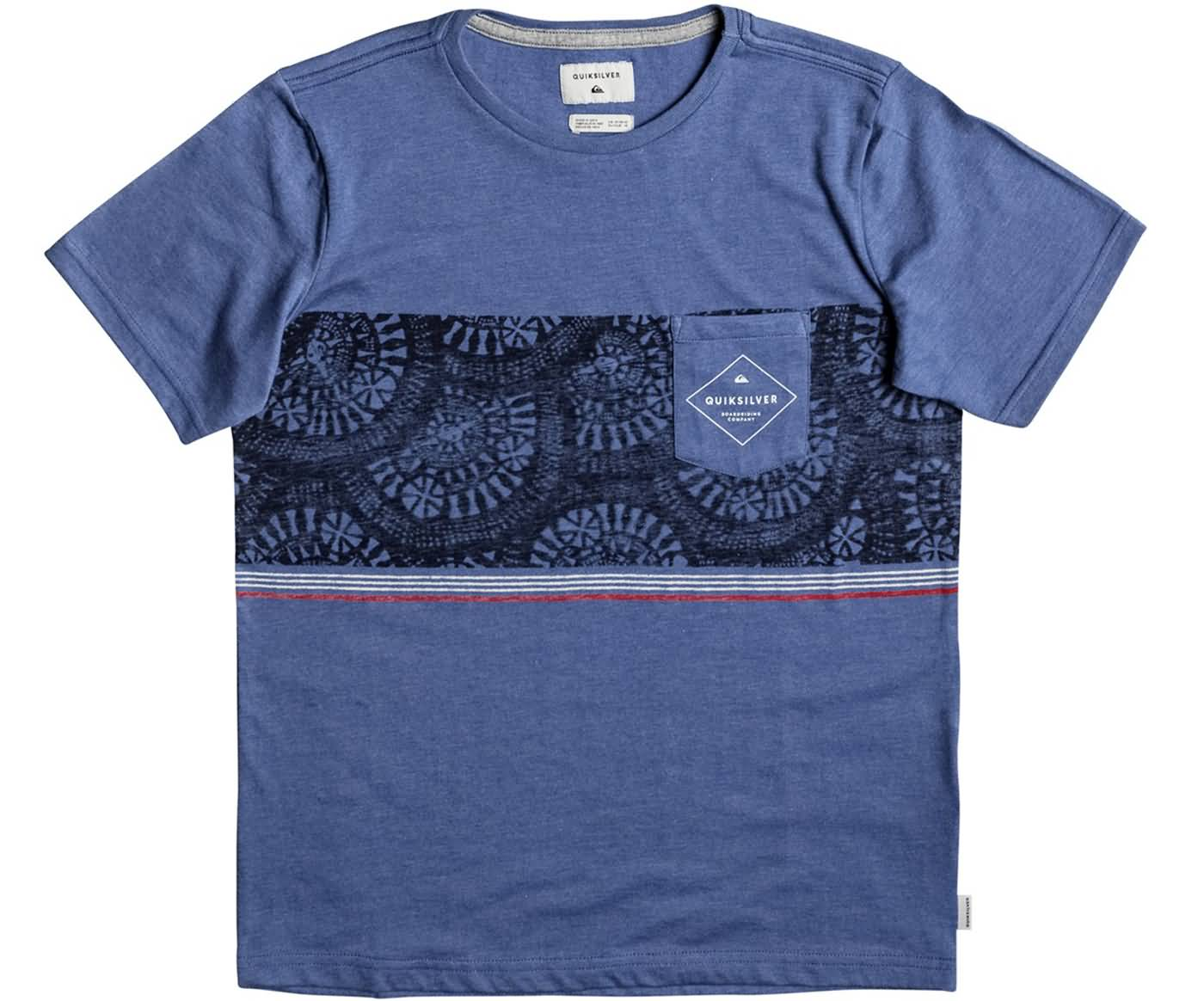Quiksilver Surf Fall 2017 Youth Boys Lifestyle Beach Shirts Preview