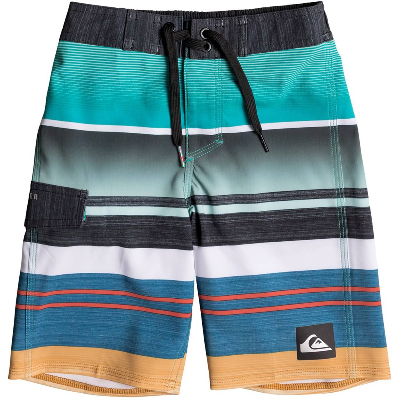 Boys Fall Beachwear Collection Quiksilver 2017 Kids Boardshorts Surf clK1JTF