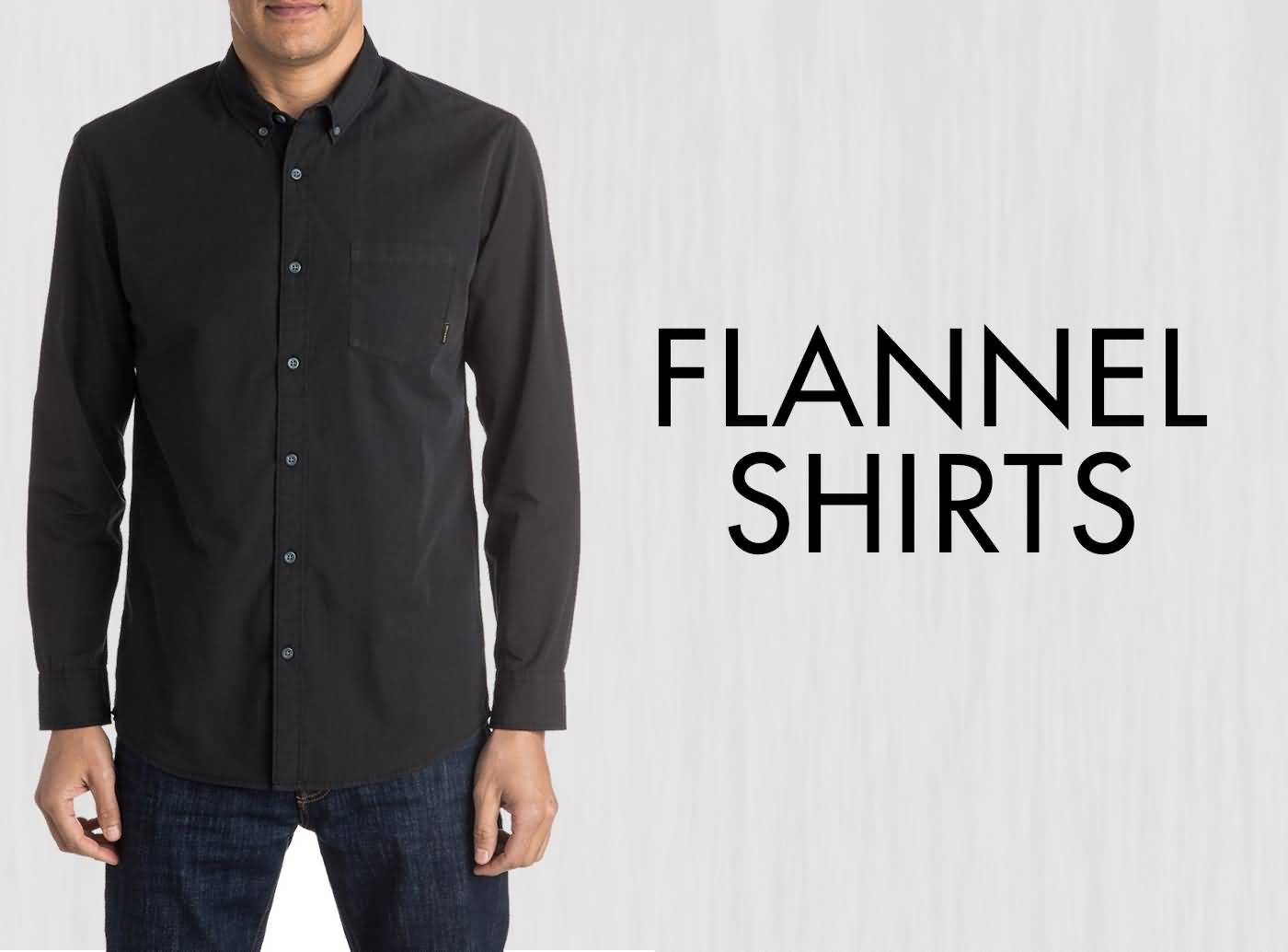 Quiksilver Surf Fall 2017 Mens Flannel & Fleece Shirts Preview
