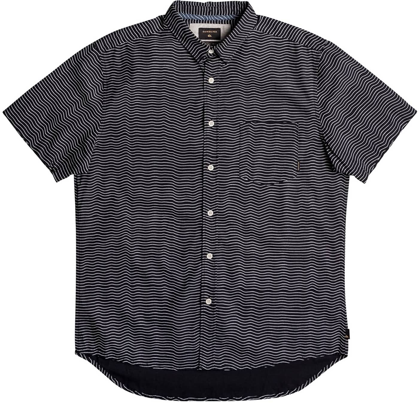 Quiksilver Surf Fall 2017 Mens Button Up Short Sleeve Shirts Preview