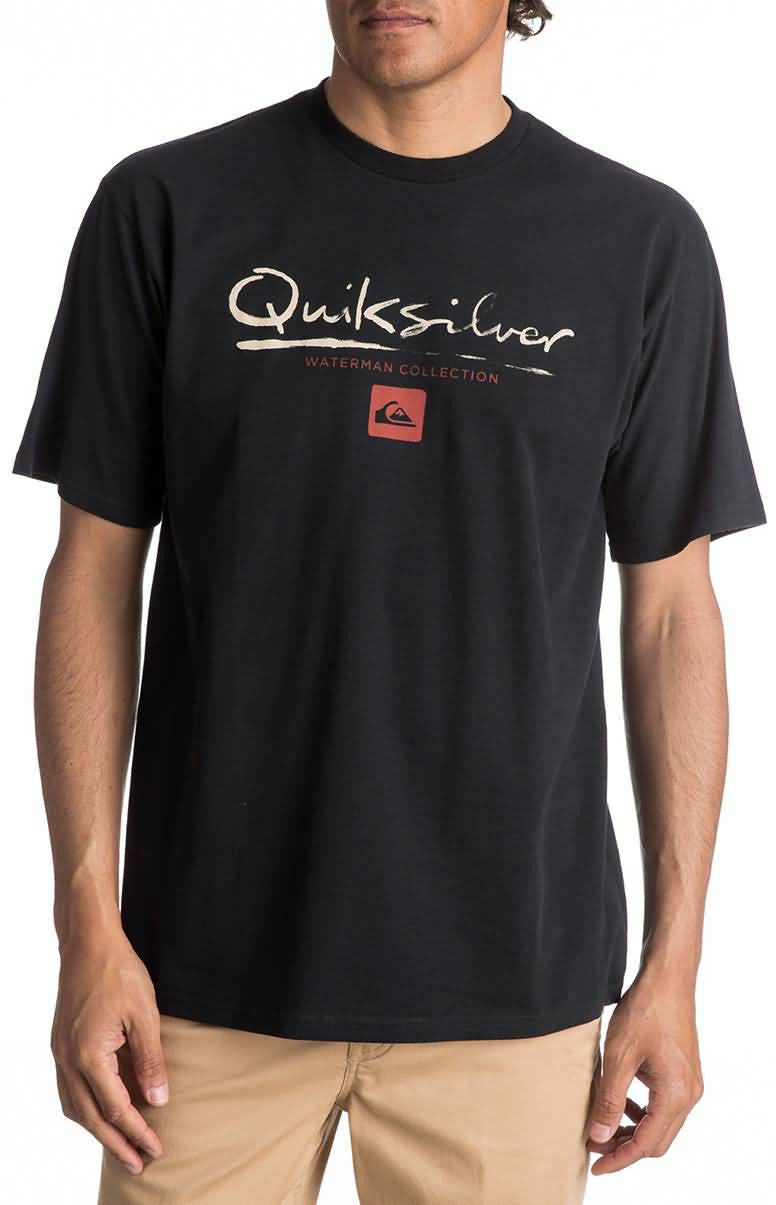 Quiksilver Waterman Fall 2017 Apparel | Mens Lifestyle Beach Tees
