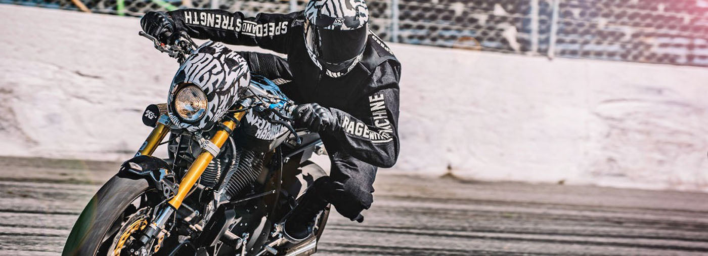 Speed & Strength 2017 Collection | Rage With The Machine Motorcycle Street Gear