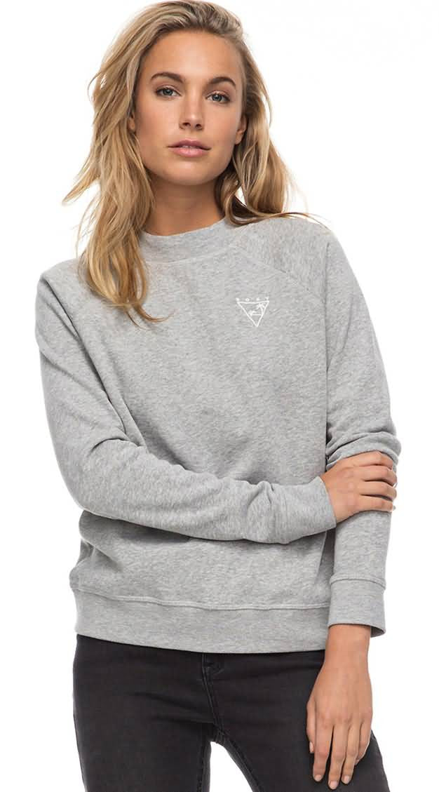 Roxy Fall 2017 Lifestyle Collection | Womens Pullover & Hoody Sweatshirts Preview