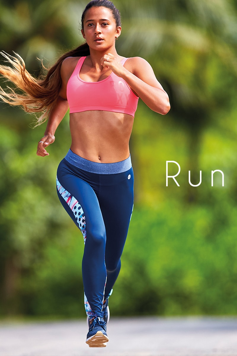 Roxy Summer 2018 Womens Fitness Collection
