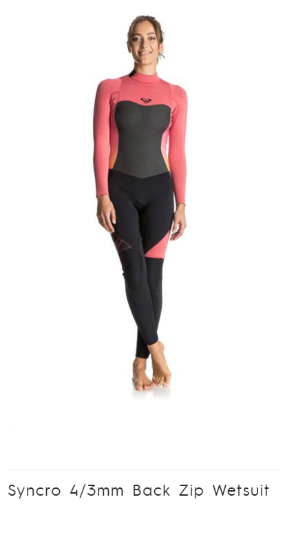 Roxy Wetsuits Guide