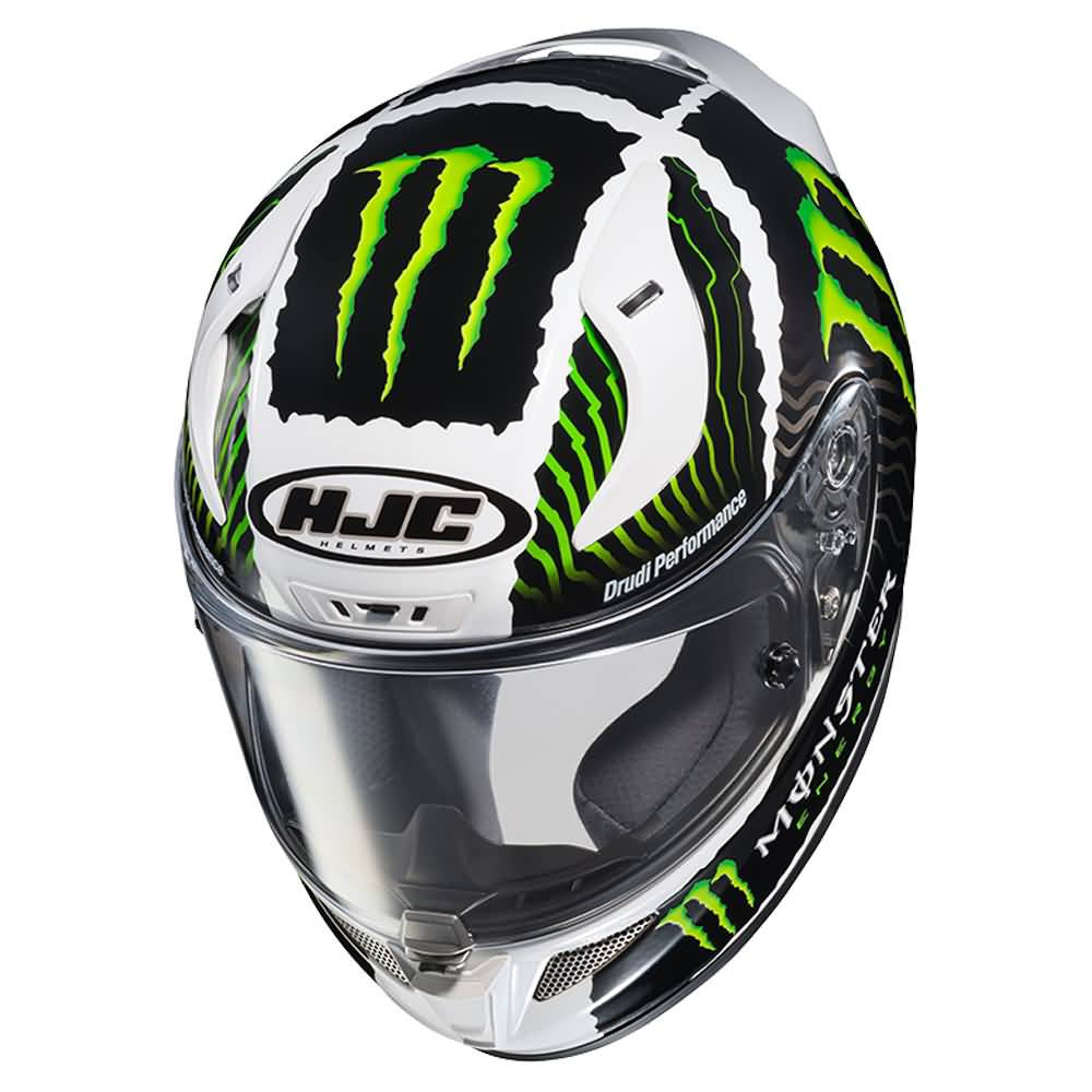 HJC Performance Reinvented RPHA 11 Pro Monster Street Helmets