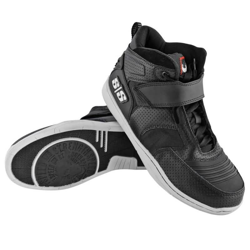 Speed & Strength Street Shoes Motorcycle Riding Footwear Collection