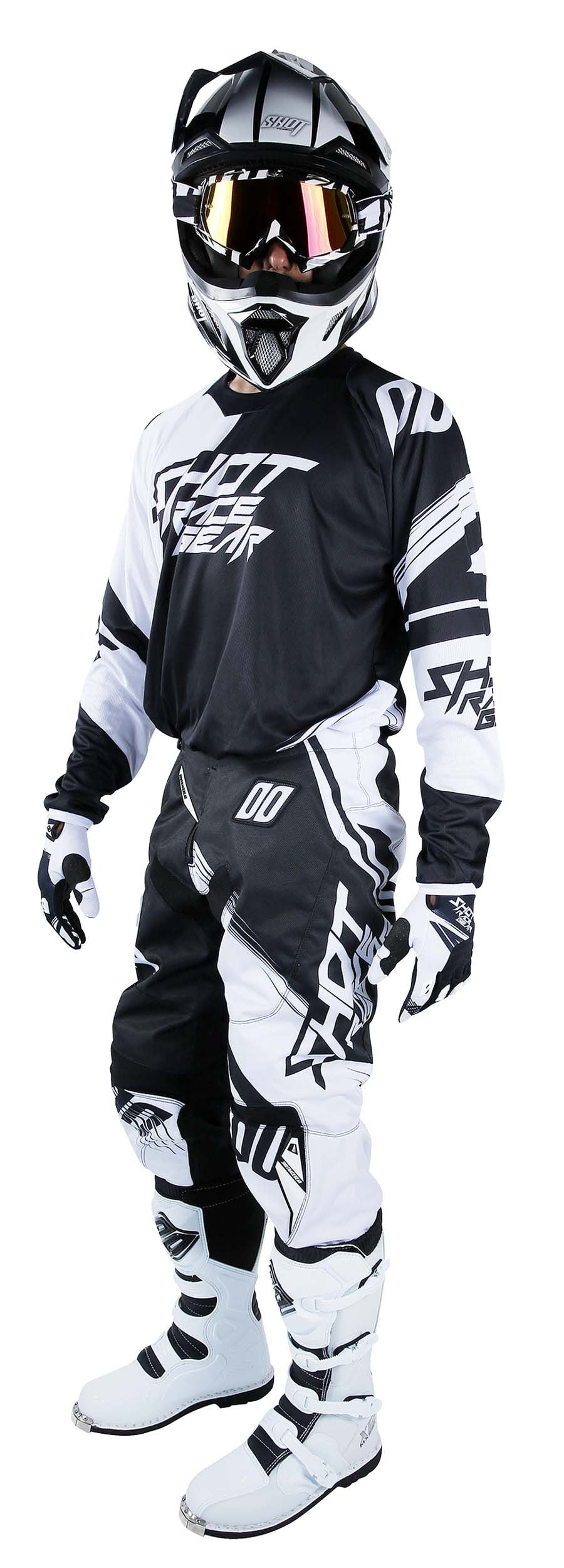 Shot MX 2017 | Contact Claw Motocross Motorcycle Race Gear