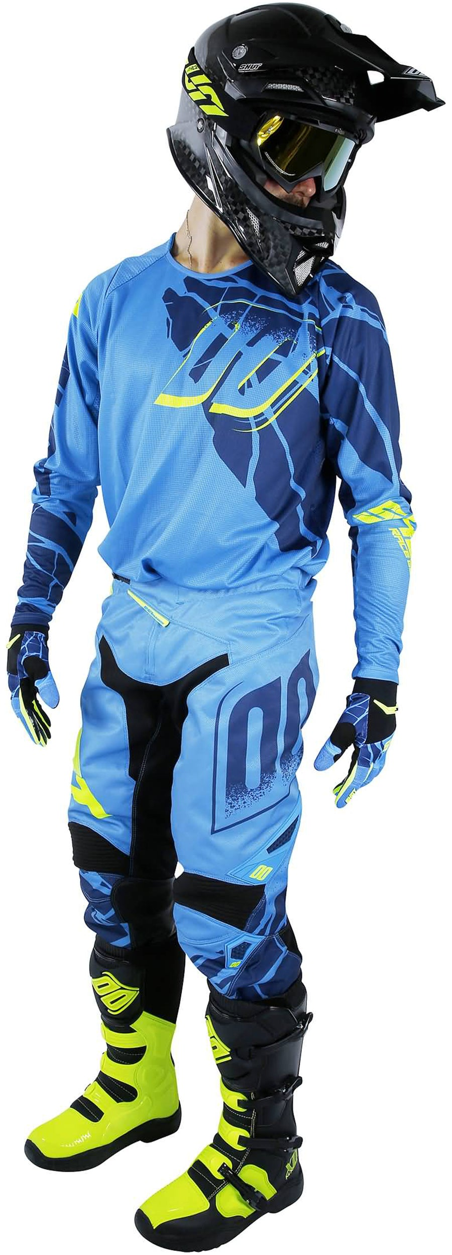 Shot MX Aerolite Magma | Motocross Off-Road Race Gear