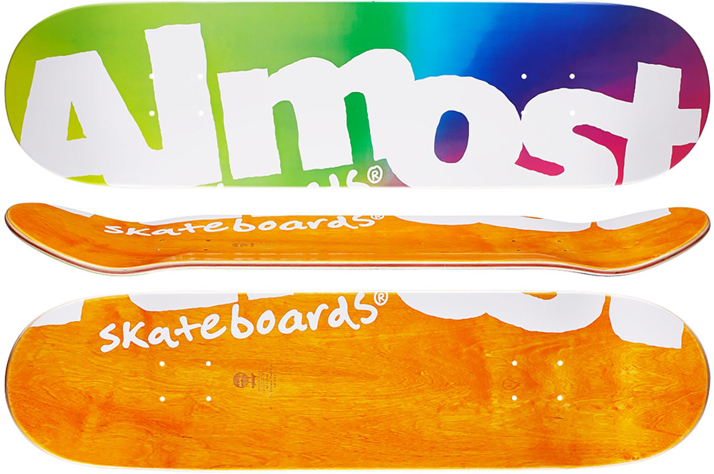 Almost Fall 2017 | Yuri Skateboards Collection