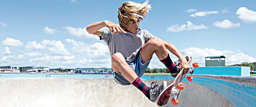 Haustrom Skateboard Collection