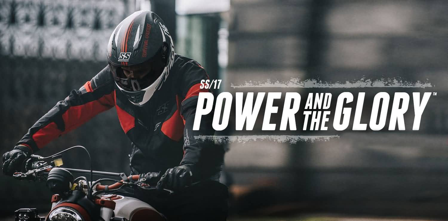 Speed & Strength 2017 | Power And The Glory Street Gear Collection|Speed & Strength 2017 | Power And The Glory Street Gear Collection