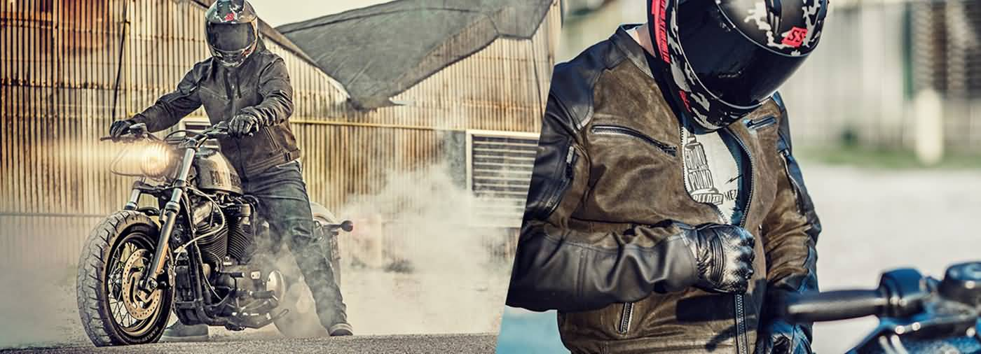 Speed & Strength SS/18 Straight Savage Motorcycle Street Jackets