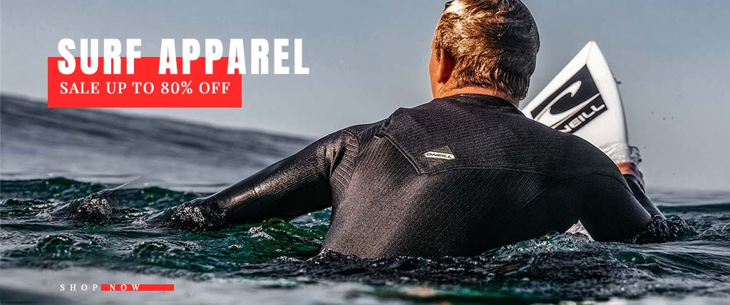 Surf Apparel Sale