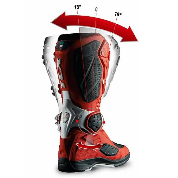 TCX Boots | Comp Evo Michelin Motorcycle MX Footwear