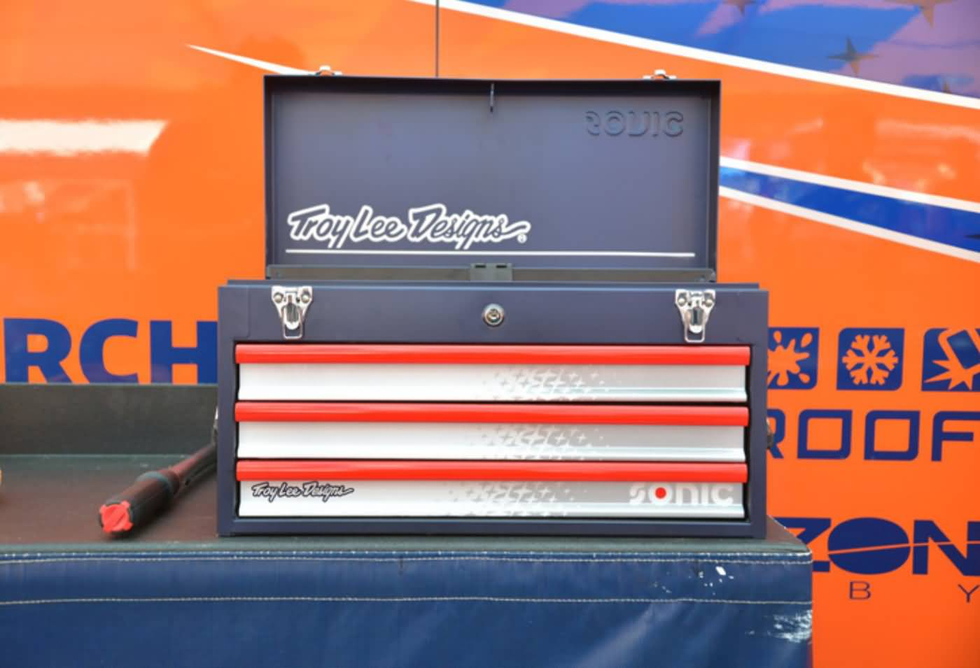 Sonic Tools & Troy Lee Designs Inspired MX Toolbox