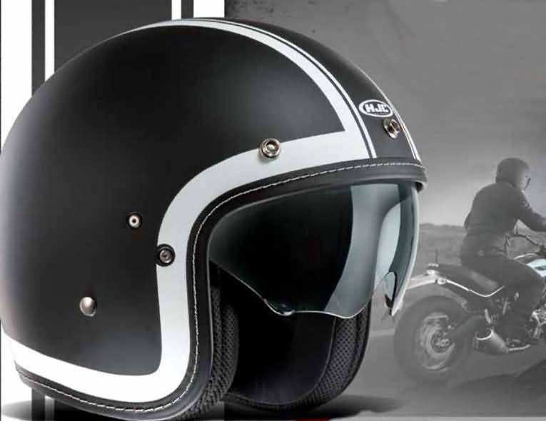HJC Cruiser Helmets Collection