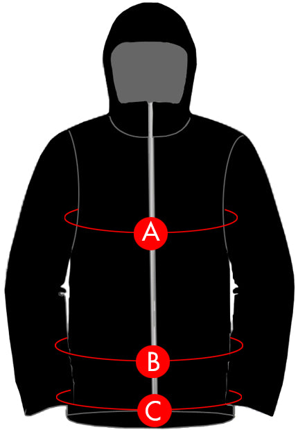 Roxy Snow Jacket Size Chart
