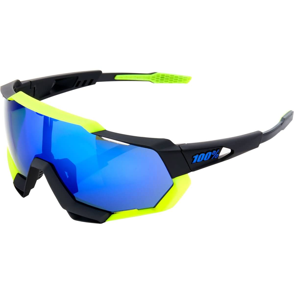 100% Speedtrap Men's Sports Sunglasses-955721
