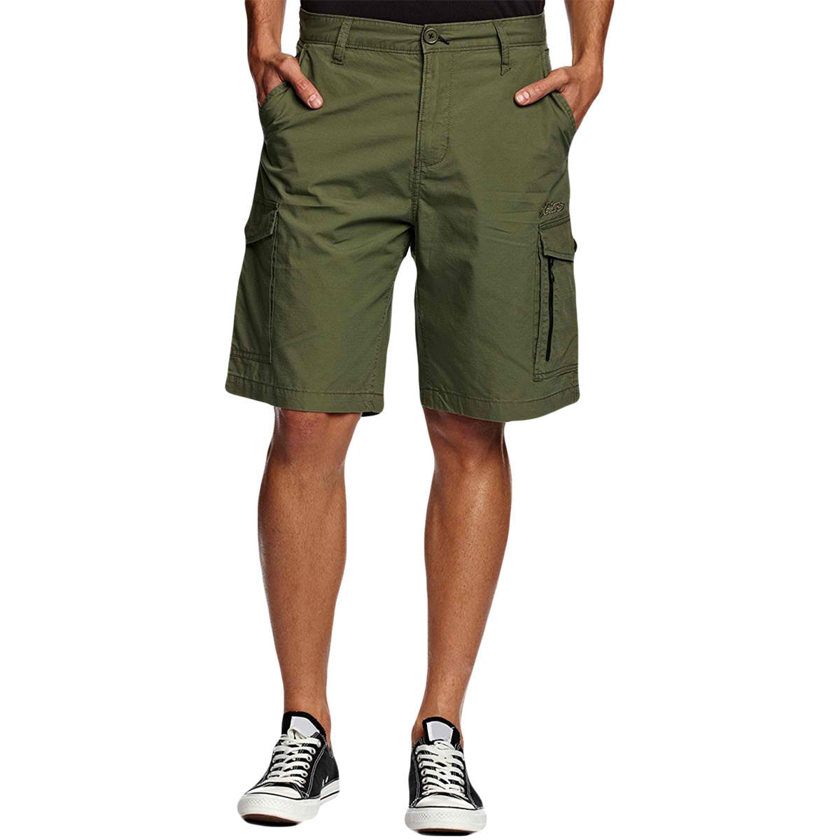 Alpinestars Mike Check Men's Cargo Shorts-1013