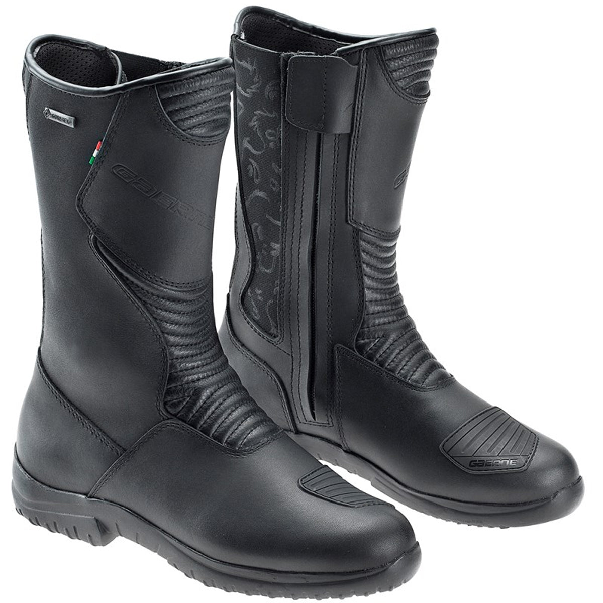 Gaerne Black Rose Gore-Tex Women's Cruiser Boots - Black