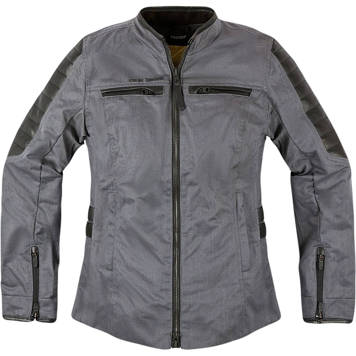 Icon 1000 MH1000 Women's Street Jackets-2822-1051