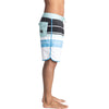 "Quiksilver Eye Scallop 20"" Men's Boardshort Shorts (USED LIKE NEW / LAST CALL SALE)"