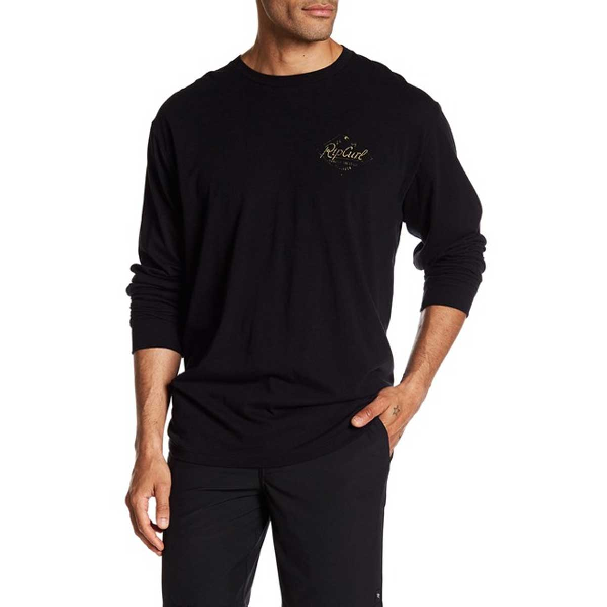 Rip Curl Beady Custom Men's Long-Sleeve Shirts-CTEIY8