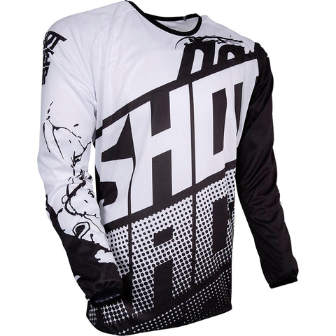 Shot Contact Venom LS Kids Off-Road Jerseys