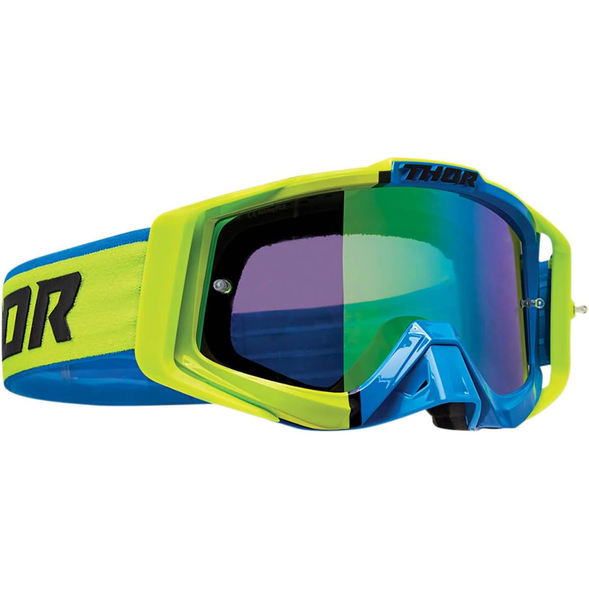 Thor MX Sniper Pro Divide Men's Off-Road Goggles-2601