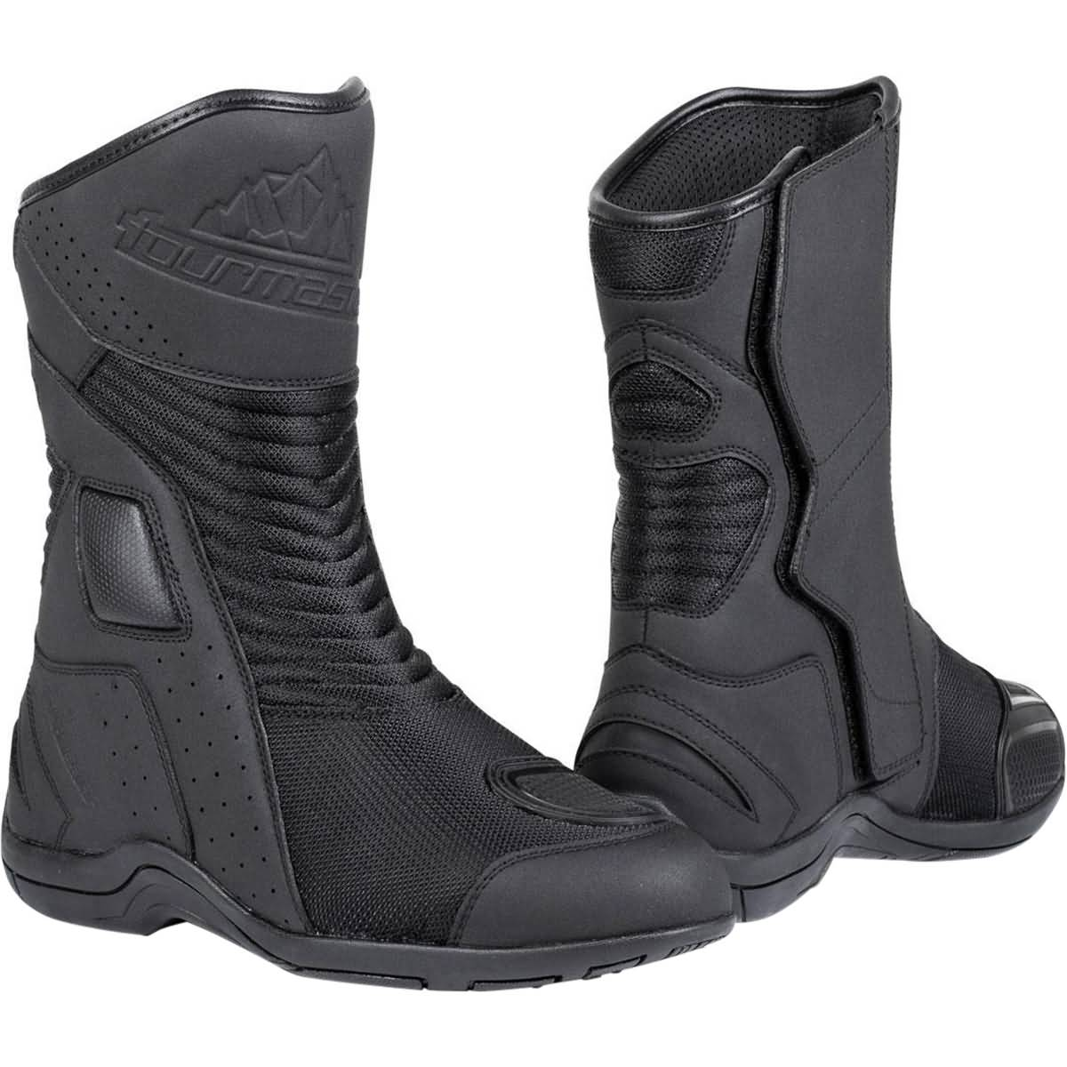Tour Master Solution Air V2 Men's Street Boots-8605