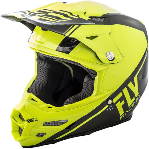 Fly Racing F2 Carbon Rewire Adult Snow Helmets