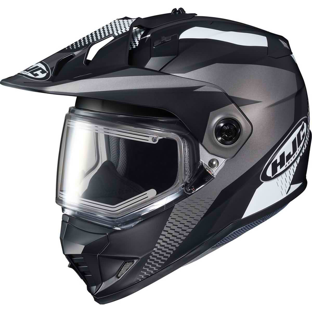 HJC DS-X1 Awing Electric Shield Adult Snow Helmets-1244