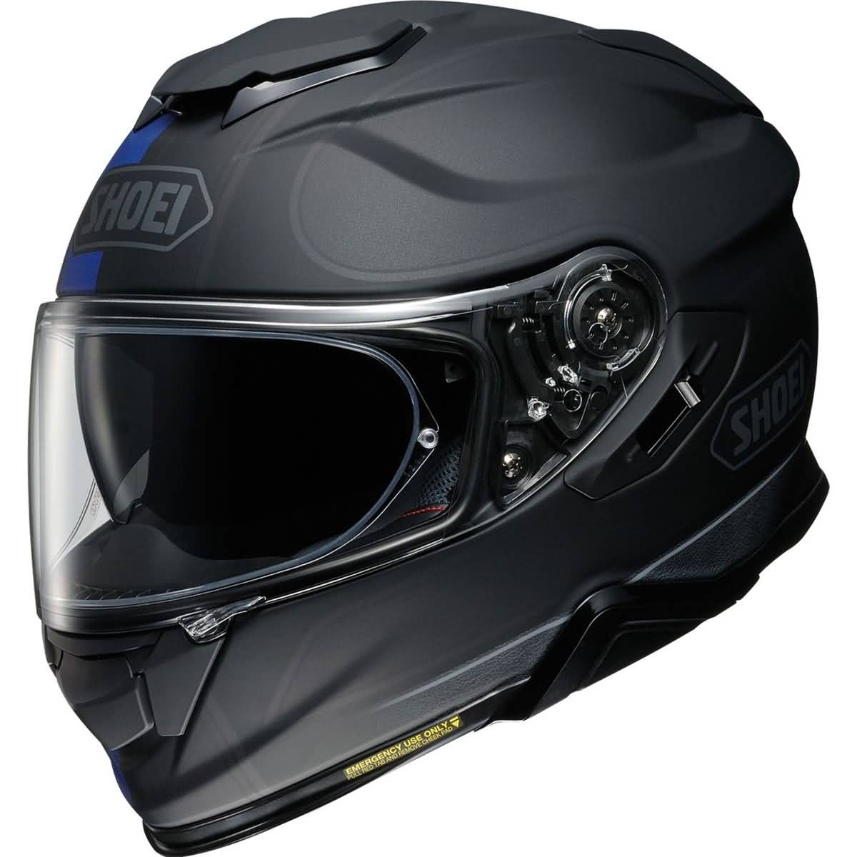 Shoei GT-Air II Redux Adult Street Helmets-0119