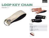 LOOP KEY CHAIN