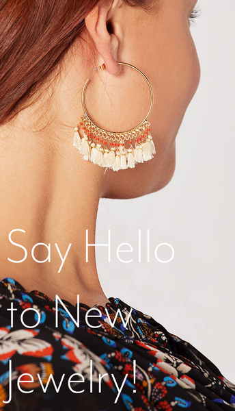 Say Hello to New Jewelry!
