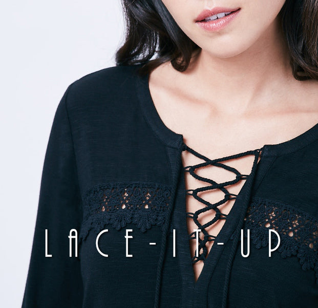 Lace – It – Up