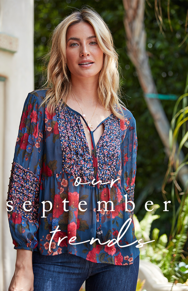 Our September Trends