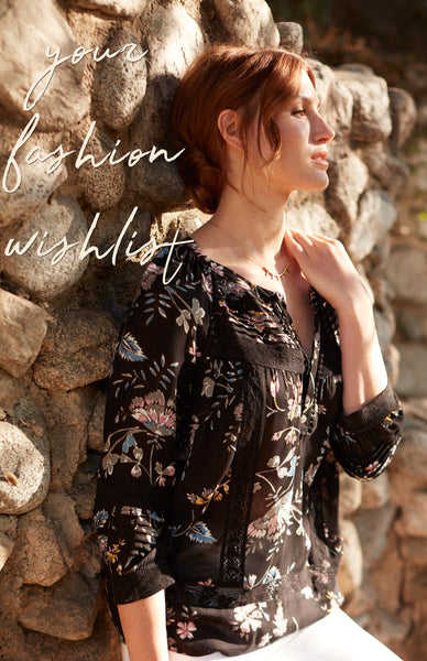 Your Fashion Wishlist