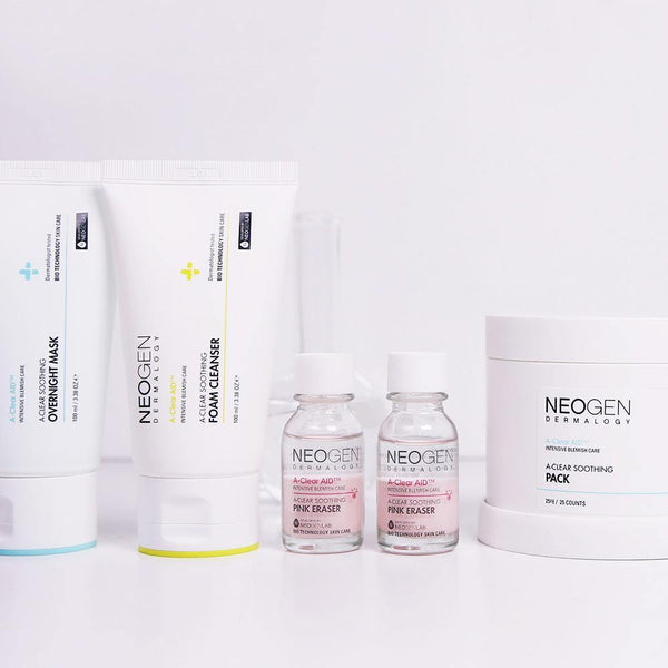 NEO I TRENDING<br>Say hello to the acne-preventing line your skin has been waiting for - NEOGEN GLOBAL