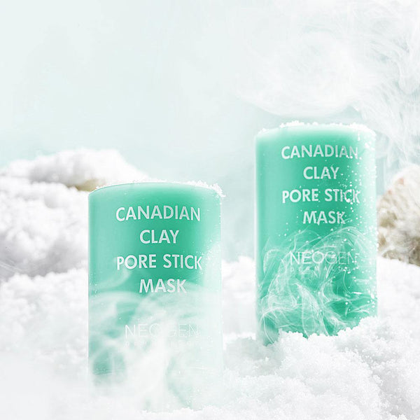 NEO I SPOTLIGHT<br> Meet the Canadian Clay Pore Stick Mask, AKA, your oily skin's best friend - NEOGEN GLOBAL