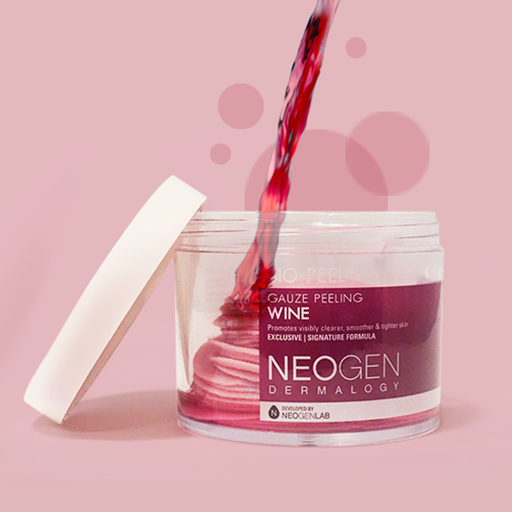 NEO I TRENDING<br> Here's how wine could change your skin this season - NEOGEN GLOBAL