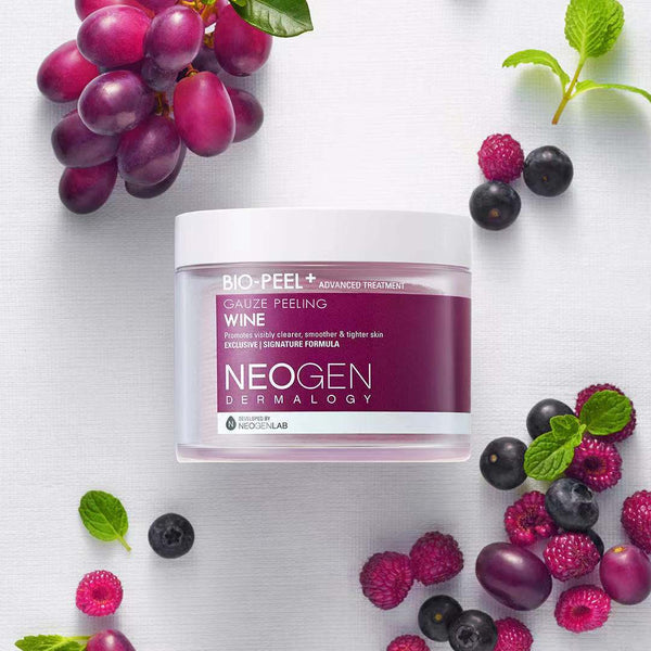 NEO I SPOTLIGHT<br>Red Wine + Skincare? Yes, and it's more beneficial than you know