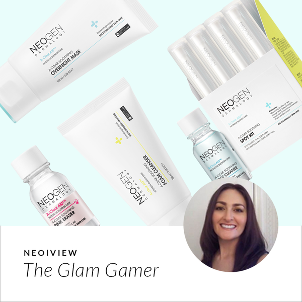 NEO I VIEW<br>Neogen's New A-Clear Blemish Line is THE Breakouts Banisher - NEOGEN GLOBAL