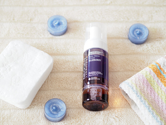 Real Fresh Foam Cleanser Blueberry Review