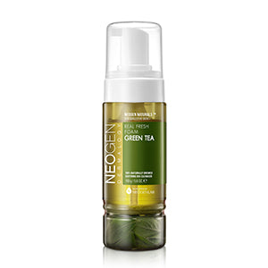 Green Tea Fresh Foam Cleanser